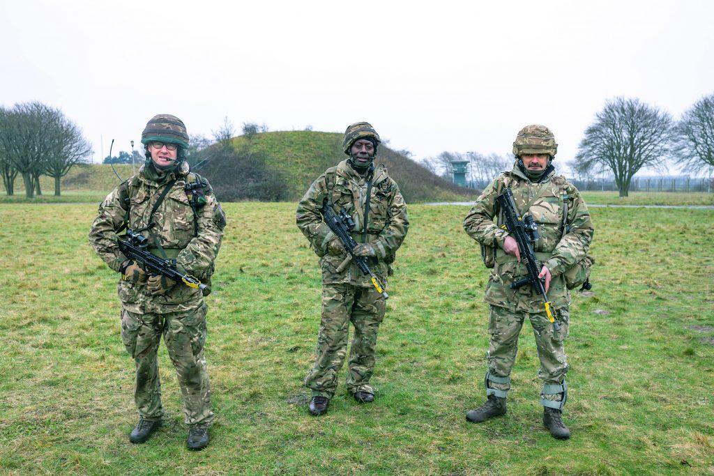 e RAF Reserves at Honington