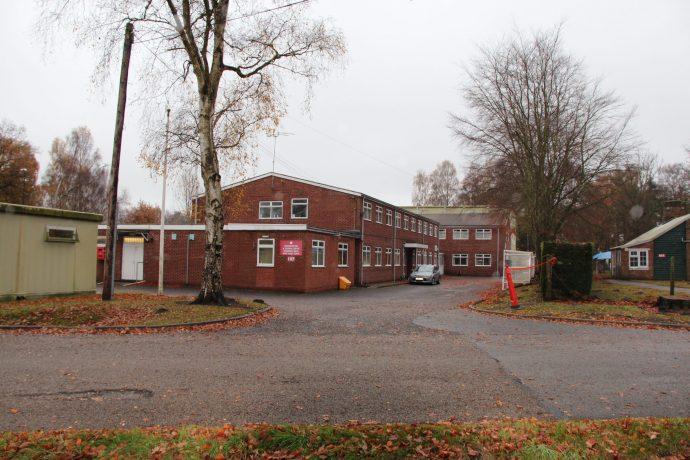 Strensall Barracks