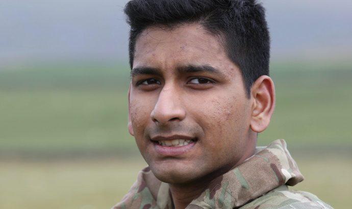 Reservist Rahul Shankar