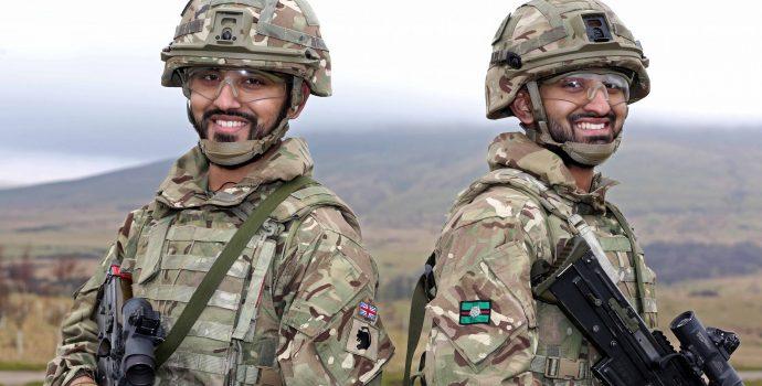 Reserves Umar and Ibrahim